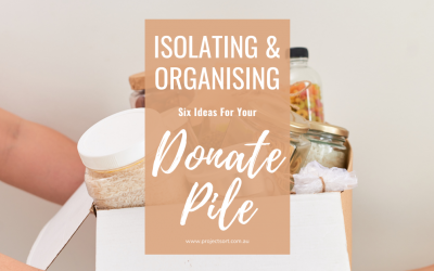 """Six Ideas For Your """"Donate"""" Pile"""